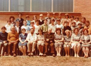 8. třída 1981