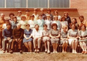 9. třída 1981