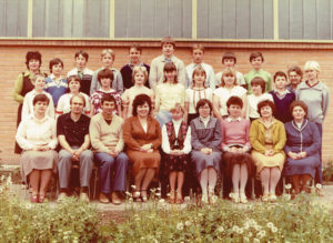 8. třída 1984