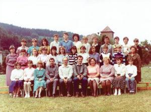 8. třída 1990