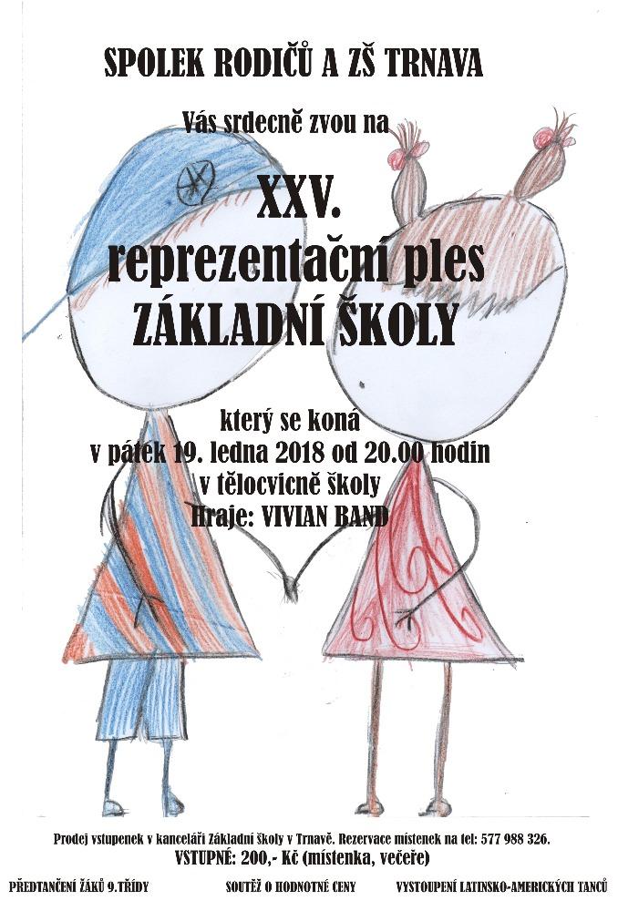 Plakát_ples_ZŠ_2018